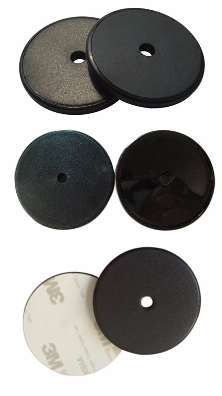TKA301 T5577 125khz Rfid ABS Disc Tags For Rfid Warehouse Management System