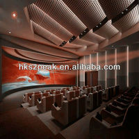 5D Motion Simulator Cinema In Sports