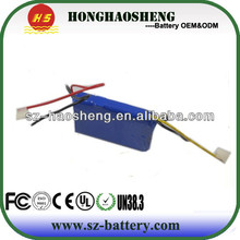 China alibaba Top selling High drain rechargeable 800mah 5v li-ion battery pack