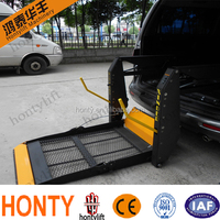 China Supplier CE approved bus wheelchair lift