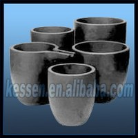 high purity graphite crucible for melting brass