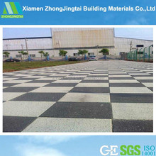 2015 newest flooring material Patchwork floor tile