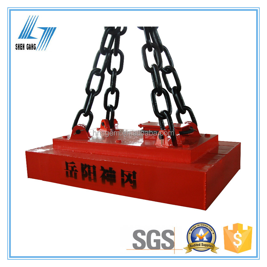 Powerful Steel Plate Handling Equipment