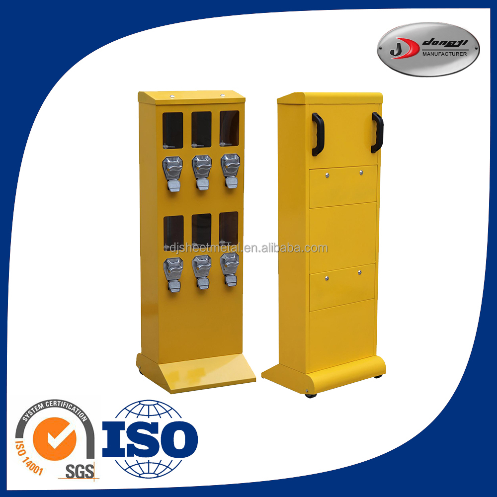 Top Quality Custom Coin Lottery Vending Machine