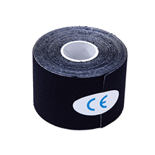 Top selling 5x5 injury proof athletic self-adhesive elastic kinesiology tape