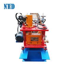 Hot sale European Standard Automatic Ridge Cap Roll Forming Machine