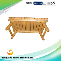 portable red oak wooden table red oak camping table