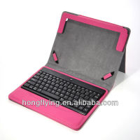 Bulk supply PU keyboard case for iPad Air lady use cover for iPad 5