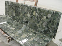 High Quality Green Onyx Vanity Top , Natural Onyx marble Price
