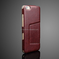 Elegant design ultra thin flip open stand leather case cover with embossed flower mobile phone leather case
