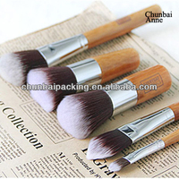 2013 best popular professional synthetic makeup brush set