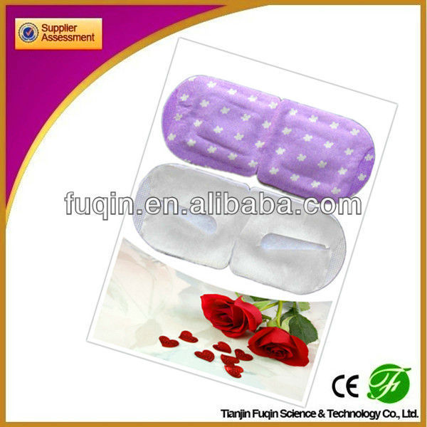 steam eye mask /pad/patch steam heating patch looking for sole agent in big eye hospitals in China/Russia/Korea