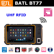 FZ352 BATL BT77 1m shockproof rugged android tablet laptop rfid, security check tablet