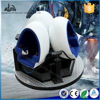 Wonderful Experience In 9D Cinema 9D Interactive Cabin 9D Mini Amusement Rides