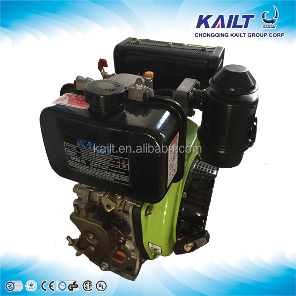 Hot Sale Air Cooled 3-12HP Diesel Engine With Best Parts Widely Application 6HP 178FA small diesel motor