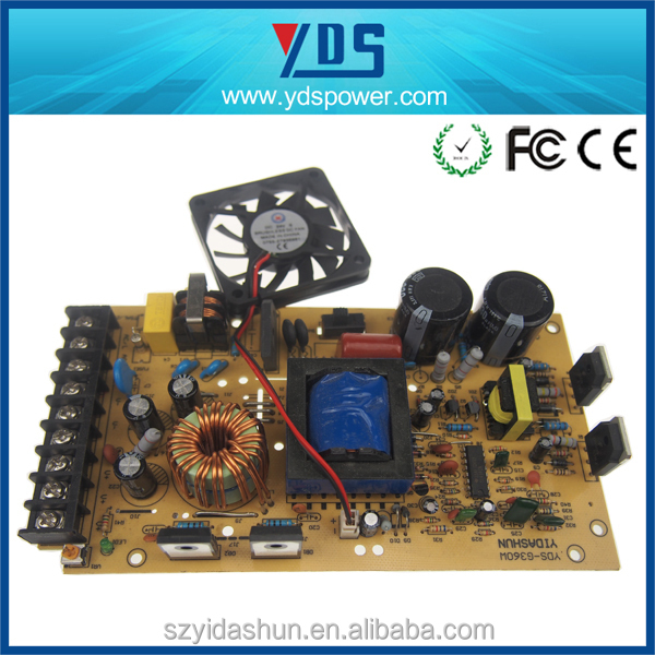 china gold supplier 25W adjustable dc switch power supplies cheaper switching power supplies 5A mini type power supply