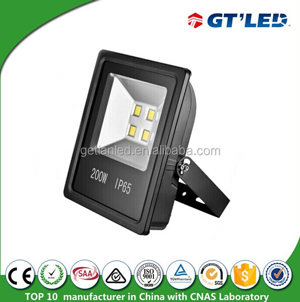 Outdoor Wall Mounted Lighting LED floodlight 150w high power led flood light