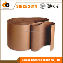 virgin quality Ribbed Kraft Paper Specification