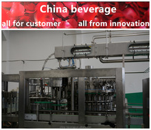 Factory direct price complete automation fruit juice filling / making machinery manufacturer