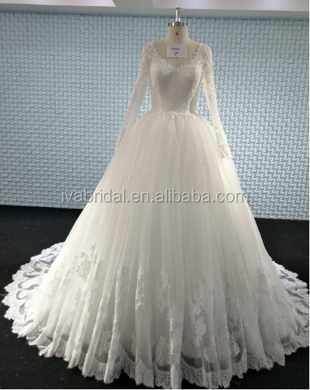 2017 Guangzhou factory wholesale alibaba wedding dress