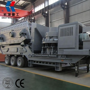 Top Quality Mobile Concrete Crushing Plant ,Good Price Demolition Mobile Crushing Plant