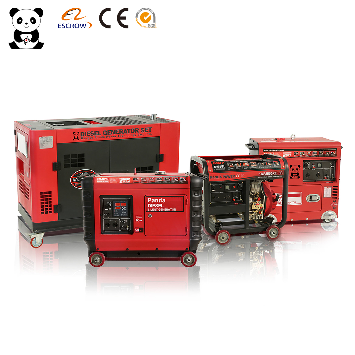 6Kva 15kva Small <strong>diesel</strong> generator set silent Super quiet Low noise Soundproof Air cooled made in china factory price