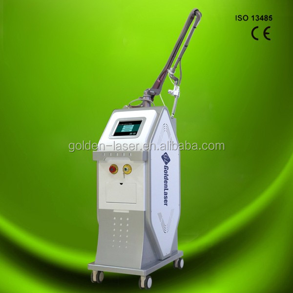 2017 Best Effect Fractional CO2 Laser Scar Removal Machine