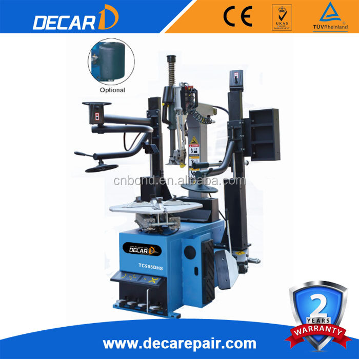 manual tyre changing machine TC955DHS car tyre removal