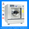 Industrial laundry machine washer extractor dryer ironer folding