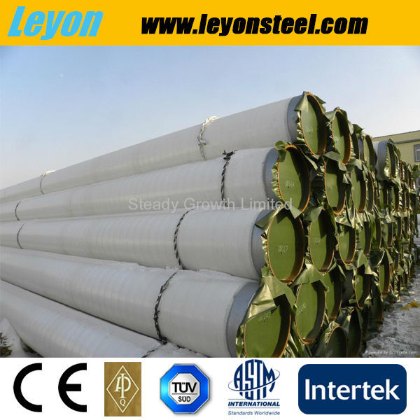 for steam heating system API-5L PSL1 B DSAW line pipe
