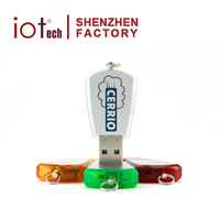 8GB Low Price High Speed Marketing Use Colorful Mini USB Flash Pen Drive with Company Logo