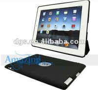 Hot item Folding Tablet PU Leather Cover For iPad