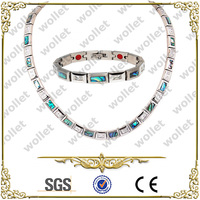 Shenzhen Fashion Stainless Steel Rose Gold wholesale african american jewelry