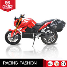 2017 sport electric motorcycle manufacturer in China