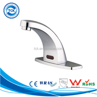 Automatic electric infrared sensor mixer water tap