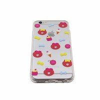 Fashion Mobile Phone Case Tpu Pc Spraying Cell Phone Accessories Covers