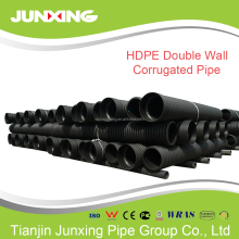 HDPE Double-Wall Corrugated Pipe price road culverts dn 600 mm corrugated pipe