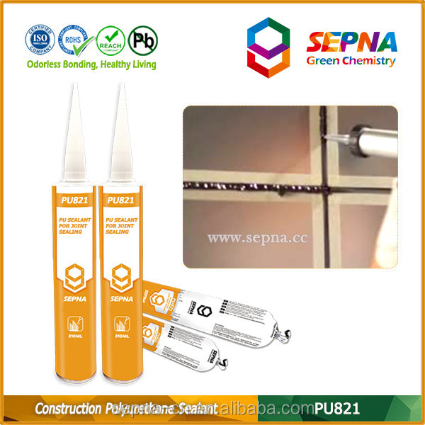 excellent sealing and waterproofing doors and windows sealant tunnel construction polyurethane joint compound sealant
