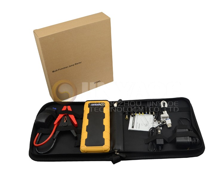 66.6W/H Battery charger booster NOCO car jump starter