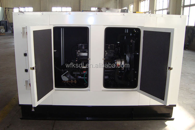 weichai 3 phase 380v WP10D264E200 250kva diesel generator