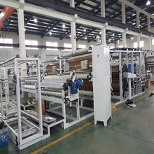Fabric To Fabric Film Laminating Machine