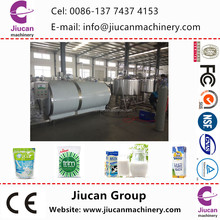 Yogurt milk production line Milk powder processing line