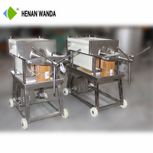 oil filter machine and price for oil industry/ Lowest price plate frame edible coconut cooking oil filter