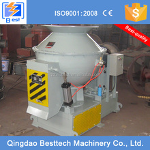 S20 series high quality bowl shape intermittent resin sand mixer for foundry