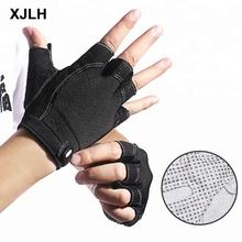 Special Bike Breathable fingerless Sports Safety Gloves