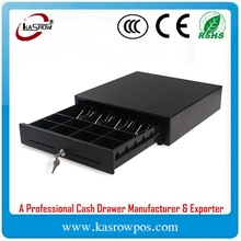 Metal Key Lock Cash Drawer