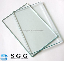 Top sales manufacturer clear float 5mm plate glass price
