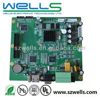 Shenzhen One stop service PCBA supplier, PCB and PCBA supplier, Mounted the components on the PCB board