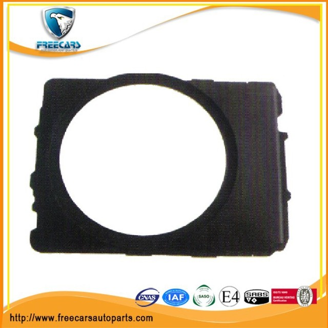 Fan cover for Actros heavy duty truck parts