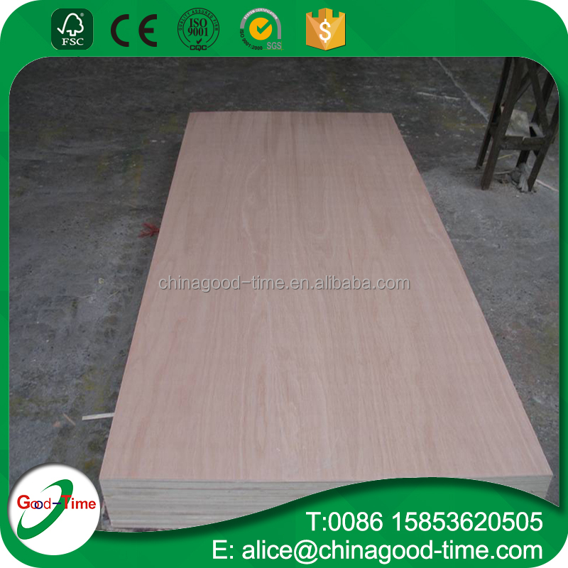 Best prices Okoume/Bintangor/Poplar/Birch Commercial Plywood at wholesale price
